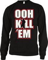 Ooh Kill Em! Cousin Terio Internet Meme Funny Viral Video Long Sleeve Thermal