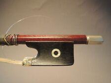 Interesting old violin bow