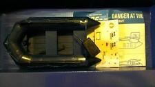 GI Joe 50th Anniversary Danger at the Docks Night Landing Raft *LOOSE/COMPLETE*
