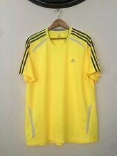 Adidas 2008/2010 Shirt jersey  ClimaCool. Made in Thailand. 2XL. Yellow. NEW