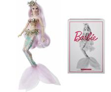 Barbie Signature Mermaid Enchantress 2019 Poupée Collection Jouets Mattel FXD51