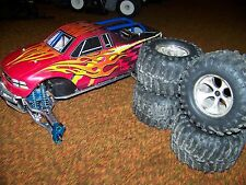 team associated mgt monster gt tmaxx kyosho tamiya rare new era beast! rc parts