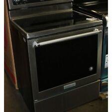 KitchenAid 30-Inch 5-Element Electric Convection Range Kfeg500Ess