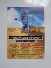 Rolling Stones Uk 1997 Handbill
