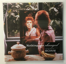 David Bowie - Nothing Has Changed (The Very Best Of) 2x LP Record Vinyl - NEW