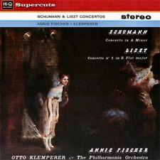Hi-Q LP-048: ANNIE FISCHER - Schumann & Liszt Piano Conc. Klemperer - UK 2016 SS