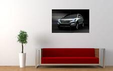 """HYUNDAI SANTA FE 2013 EDITION PRINT WALL POSTER PICTURE 33.1"""" x 20.7"""""""