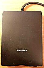 Toshiba 1.44 MB External USB Floppy-Disk Drive (PA3109U-1FDD)