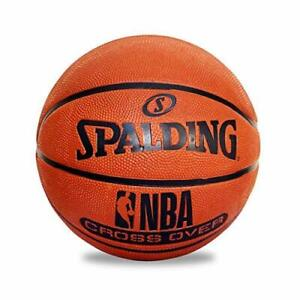 Spalding Cross Over Ultimate Basketball Official Size 7 Soft Grip Without Pump