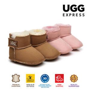UGG Baby Bootie Cradle  Australian Sheepskin Baby Erin Bootie