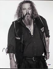Mark Boone Junior Sons Of Anarchy Signed Authentic 11X14 Photo PSA/DNA #T22293