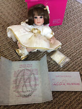 Marie Osmond Anne Marie Holiday Gold Tiny Tot Doll; Sonja Bryer; #333