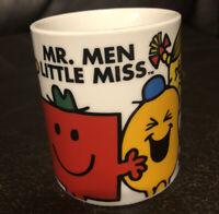 Mr Men And Little Miss Ceramic Mug Kinnerton 3.25 Inches