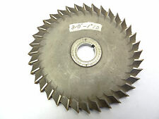 """Vintage Used Old Metal 3/8""""-1"""" Machine Shop Machinists Cutting Blade Part"""