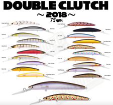 Daiwa Double Clutch Lures 75mm