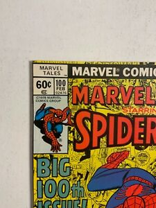 Marvel Tales #100 1979 Amazing Spider-Man NICE COPY - I COMBINE SHIPPING
