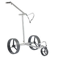 Tour Made Haicaddy HC7 Travel PRO Edelstahl Lithium Elektro Golftrolley