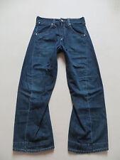 "Levi's® 049 engineered Jeans Hose, W 28 /L 30, NEU ! ""Verdreht"", Weit & Bequem !"