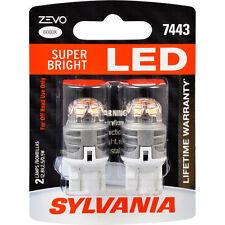 Side Marker Light Bulb-ZEVO Blister Pack Twin Side Marker Light Bulb Sylvania
