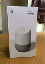 New - Google Home Smart Hub Speaker with Built-In Google Assistant