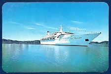 SS SUN PRINCESS of Princess Cruises