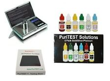 Gold Testing Acid Kit Jewelry Test 14k-22k Stone Electronic Digital Scale Silver