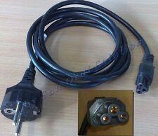 Cable Alimentation Secteur 220V Tripolaire (Trèfle)
