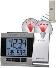WT-5220U-IT La Crosse Technology Projection Alarm Clock TX37U-IT - Refurbished
