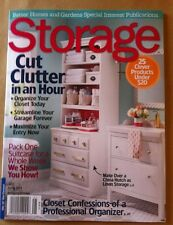 Storage Spring 2014 FREE SHIPPING, Cut Clutter, Organize, How To Pack For 1 Week