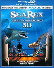 Sea Rex (Blu-ray 3D + Blu-ray), Good DVD, Richard Rider, Chole Hollings, Pascal