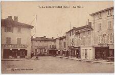 CPA -69-  LE BOIS-D'OINGT - La Place.