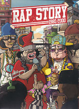 RAP STORY - COFFRET 4 CD