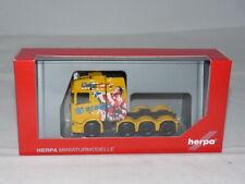 herpa 311724 Scania CS 20 HD Schwerlastzugmaschine - acargo 1:87 NEU + OVP