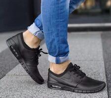 Nike SB Stefan Janoski Air Max L Leather Skateboard Shoes UK 9 EU 44 US 10 CM 28