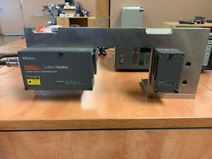 Mitutoyo LSM 403V Laser Scan Micrometer 544-433V