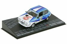 Fiat Ritmo 75 Abarth - Bettega / Mannucci - Rallye Monte Carlo 1980 - 1:43