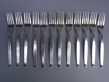 New listing Oneida Community Frostfire Dinner Forks 12pc Set