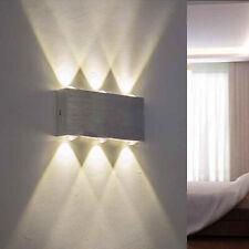 Modern 6W Wandleuchte LED Wandlampe Treppenhaus Licht Up Down Innenleuchte