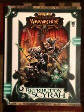 Warmachine Khador Roleplaying Book NEW