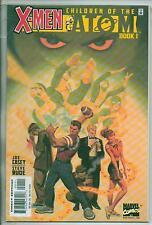 Marvel Comics X-Men Children Of The Atom #1 November 1999 VF+