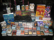 MAGIC THE GATHERING-HUGE MIXED LOT-3800+ Rares,Uncommons Bags/Counter/Boxes/Mags