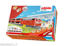 Märklin 29209 My World Starter Set Regional Express Passenger Train Battery