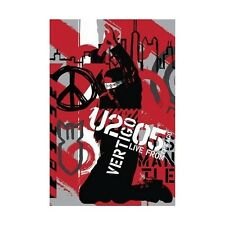DVD U2- Vertigo 2005/U2 live from chicago