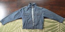 1970's Sears Roebucks Denim Jacket / Estimated size 38 - 40 / Made in Usa / Used