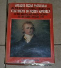 Voyages from Montreal on the River St. Laurence Mackenzie 1971 HC DJ