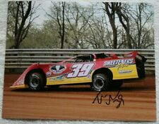 TIM McCREADY-SWEETENERS PLUS #39 @ HAGERSTOWN-AUTOGRAPH WORLD OF OUTLAW PHOTO