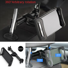 "Car Back Seat Headrest Phone Tablet Mount Holder 4""-11""Universal For iPad iPhone"