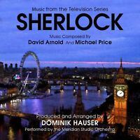 DOMINIK HAUSER - SHERLOCK: MUSIC FROM THE TELEVISION  CD NEW
