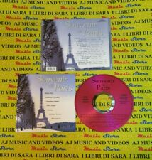 CD compilation SOUVENIR DE PARIS chevalier piaf trenet baker gabin(C50) no mc lp