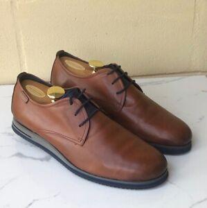 Pikolinos Mens Leon M9H-4106 Oxford Shoes Cuero / Blue Size US 9.5-10/EUR 43